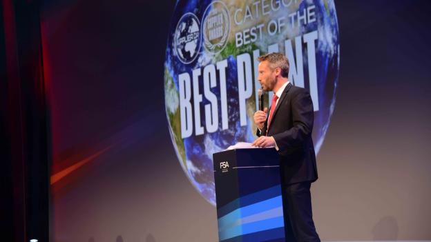 Eurostyle Systems récompensé par deux prix qualité par PSA