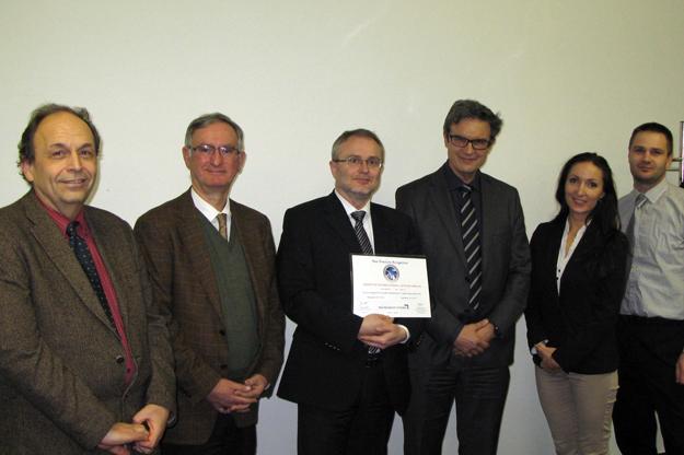 Eurostyle Systems Slovaquie récompensé par PSA