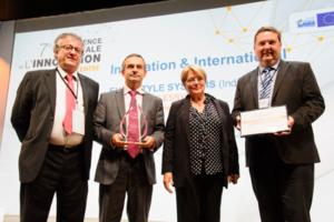 Les trophées 2014 régionaux de l'innovation