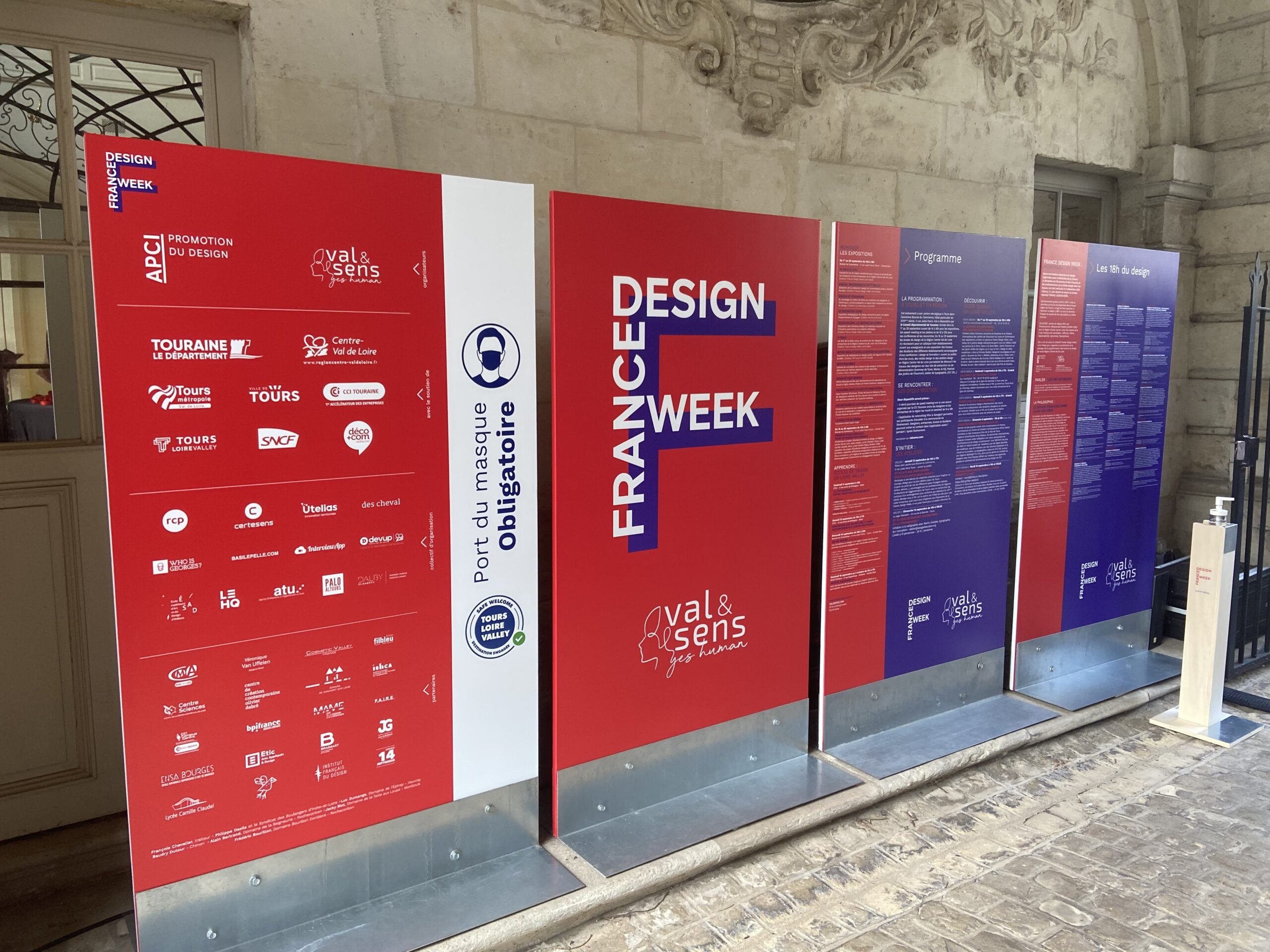 GMD Plastic & Leather Systems participe à la première édition de FRANCE DESIGN WEEK LOIRE VALLEY du 1er au 20 septembre 2020